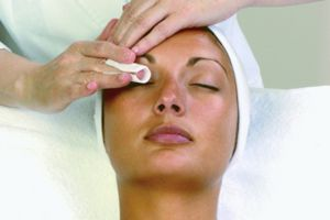 Facial in Greenville, SC from MG's GRAND Day Spa