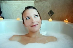 Hydrotherapy Baths in Greenville, SC from MG's GRAND Day Spa, voted Best Day Spa of the Upstate