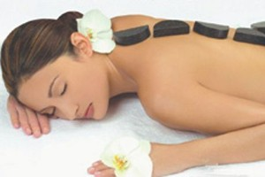 Sabai Stone Massage in Greenville, SC from MG's GRAND Day Spa, voted Best Day Spa of the Upstate
