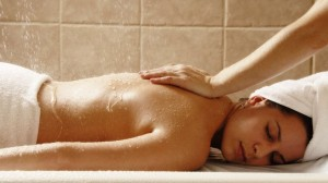 Vichy Shower Massage from MG's GRAND Day Spa in Greenville, SC