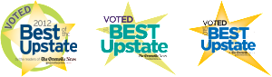 Voted Best of the Upstate