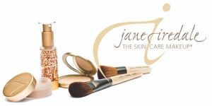 Jane Iredale make-up from MG's GRAND Day Spa in Greenville, SC