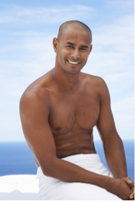 Spa services for Men are available at MG's GRAND Day Spa in Greenville, SC