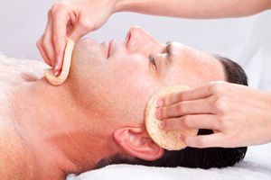 Gentlemen's Facial in Greenville, SC from MG's GRAND Day Spa