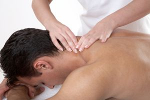 Neck, Shoulder & Back Massage in Greenville, SC
