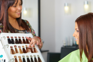 Color Consultation in Greenville, SC from MG's GRAND Day Spa