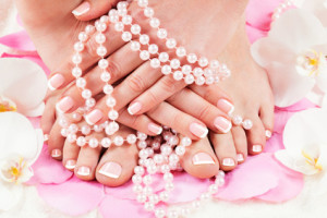 Caviar & Pearl Pedicure in Greenville, SC from MG's GRAND Day Spa