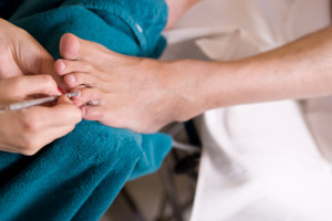 Man's Pedicure in Greenville, SC from MG's GRAND Day Spa