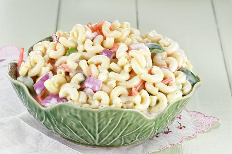 Macaronia Salad