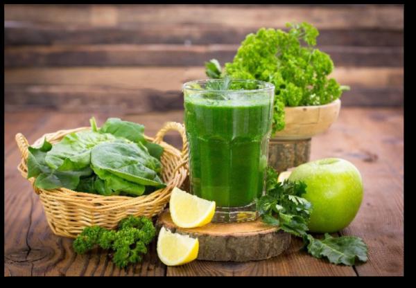 Veggie Protein Smoothie