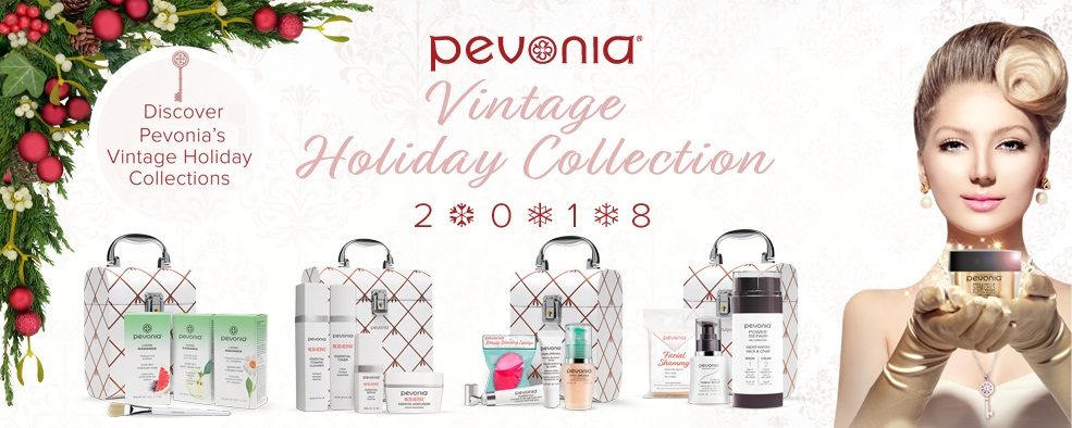 Pevonia Holiday Gift Collection