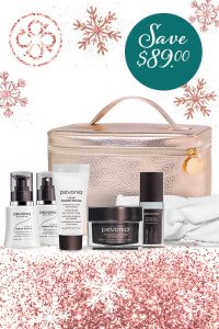 Holiday Gift Set from Pevonia - Micro-pores