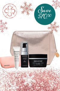 Holiday Gift Set from Pevonia - Lumafirm