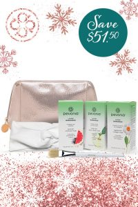 Holiday Gift Set from Pevonia - Mask Trio