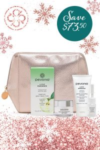 Holiday Gift Set from Pevonia - Green Apple Mask