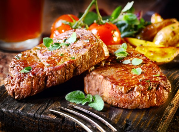 Recipe:  Caprese Steaks
