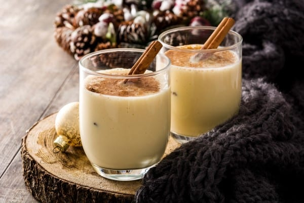 Recipe:  Homemade Eggnog