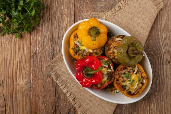 Recipe:  Stuffed Peppers